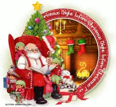 A Seasonal image from glitter-graphics.com