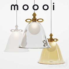 Moooi Bell Lamp