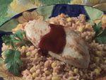 15 Minute BBQ Chicken & Rice Dinner......Kroger Recipes
