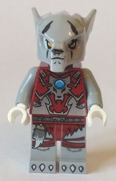 Worriz LEGO Legends of Chima Minifigure