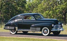 1946 Chevrolet Fleetline Fastback - (Chevrolet Motor Co. Detroit, Michigan 1911-present)