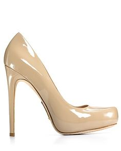 Perfect patent pumps. <3