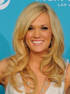 Image detail for -Fashion News Info » Blog Archive » Carrie Underwood hairstyle