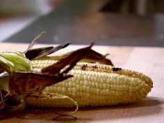 Grilled Corn on the Cob Recipe | Ina Garten | Food Network