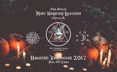 """Check out this @Behance project: """"Tour Book of Most Haunted Locations of Vancouver Canada"""" https://www.behance.net/gallery/53812187/Tour-Book-of-Most-Haunted-Locations-of-Vancouver-Canada"""
