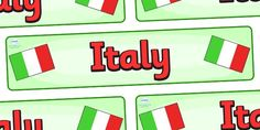 Italy Display Banner