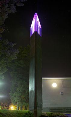 Esa Laurema: The Light Prism Museum Of Modern Art, Public Art, Empire State Building, Finland, Collections, Lighting, Modern Art Museum, Lights, Lightning