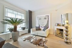 Luxe jaren '30 woning in Amsterdam Sweet Home, Amsterdam, Modern, Google, Ideas, Lush, Trendy Tree, House Beautiful, Thoughts