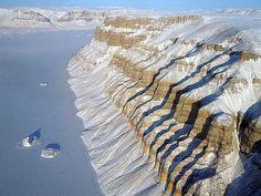 Cañones noroeste de Groenlandia