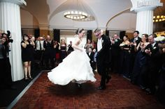 Hotel Monaco DC wedding. Photo by Love Life Images
