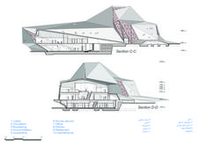 New Wave Architecture Diseña Rock Gym para Polur