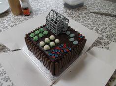 Greenhouse cake