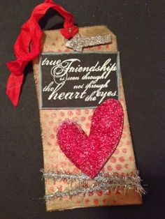 The Altered Journey: Tim Holtz 12 tags - February