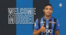 📝 DEAL DONE: Luis Muriel has completed his move to Atalanta from Sevilla. Luis Muriel, Atalanta Bc, News, Sevilla, Earn Money, How To Build