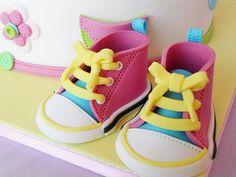 New baby converse by deborah hwang, via Flickr