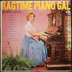 ... --> Acquisitions --> COL_00011 --> Jo Ann Castle: Regtime Piano Gal