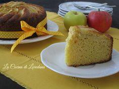 Una deliziosa e semplice ricetta per un dolce ideale per la colazione o la merenda: Torta di mele con farina di mais, rustica e morbida