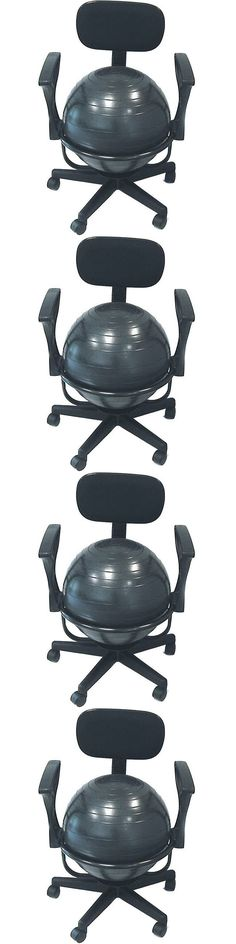 Equipment Parts And Accessories 179001 Cando Ball Office Chair New Fitness Yoga Posture Back Pain