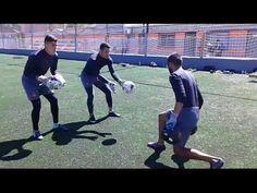 Goalkeeper Training, Soccer Goalie, Soccer Workouts, Try Again, David, Running, Youtube, Outdoor Decor, Argentina