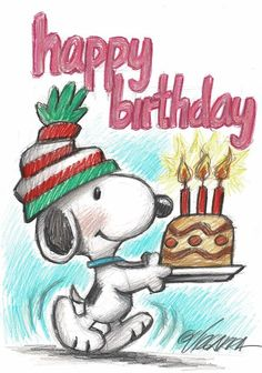 Happy Birthday Snoopy Images, Funny Happy Birthday Greetings, Birthday Wishes For Kids, Snoopy Birthday, Happy Birthday Wishes Cards, Happy Birthday Celebration, Birthday Cartoon, Happy Birthday Pictures, Paz Hippie