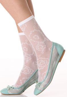 MERI Arabesco 20 Den Socks (SS 2015)