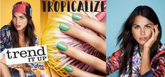 Beauty & Lifestyle Blog für die Frau ab 40: trend IT UP Limited Edition Tropicalize    /  Prev...