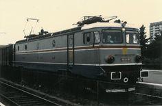 Braşov, le 30 septembre 1985. CFR 060-EA-001 Electric Power, Trains, Image, Bucharest, Train