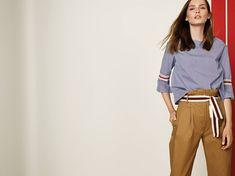Un tocco moderno e attuale ai classici del tuo guardaroba. Sporty Chic, Spring Summer 2018, Outfit, Pants, Women, Fashion, Trendy Tree, Elegant, Moda