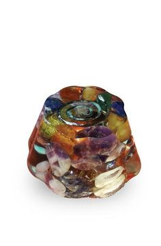 Orgone Frequency Harmoniser (with crystals)