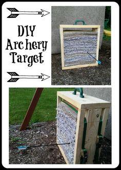 #DIY #Archery Target