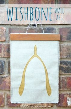 Wishbone Wall Art Pr