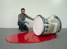 Artist Reimagines Everyday Objects as Playfully Over-Sized Sculptures - My Modern Met