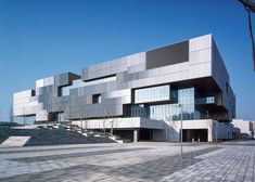 Gallery of SND Cultural & Sports Centre / Tianhua Architecture Planning & Engineering Ltd. - 1