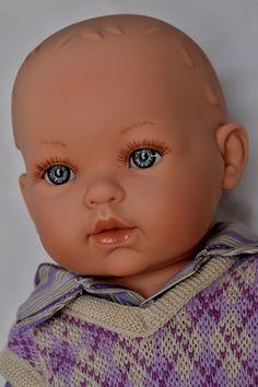 Realistické miminko chlapeček Luboš od firmy Vestida de Azul