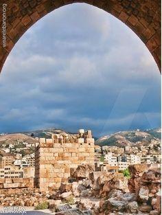 A special view of Byblos  جبيل من زاوية مميزة  Photo by Georges Daya