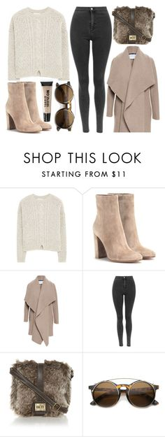 """street style"" by sisaez ❤ liked on Polyvore featuring MANGO, Gianvito Rossi, Harris Wharf London, Torrid, women's clothing, women's fashion, women, female, woman and misses"
