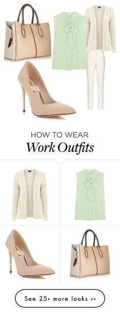 Keep it soft and dainty with pastels in your job interview.