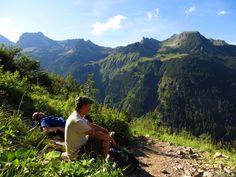 the Alps in europe......Oberstdorf, Bayern