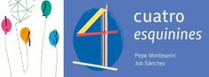 ¿Ónde atoparemos CUATRO ESQUININES? Diagram, Chart, Blog, Verses, Illustrations, Blogging