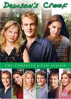 Serial Dawson`s Creek - The Complete Fifth Season jezioro marzeń