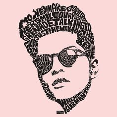 Bruno Mars Black