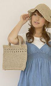 Ravelry: 210-68 Amian Bag pattern by Pierrot (Gosyo Co., Ltd)