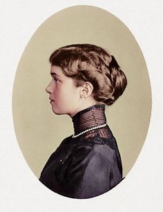 Grand Duchess Olga Nikolaevna of Russia by KraljAleksandar on DeviantArt
