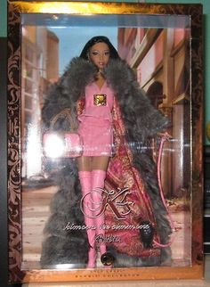 Baby Phat by Kimora Lee Simmons Best Friends For Life, My Best Friend, Baby Phat Clothes, Kimora Lee Simmons, Gold Labels, Doll Face, California Wedding, Beautiful Dolls, Barbie Dolls