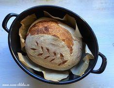 Pekárkův velmi snadný chléb – 3 varianty – Vůně chleba Kefir, Bread, Food, Recipes, Brot, Essen, Baking, Meals, Breads
