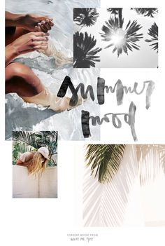 Moodboard | Design Pinterest / @tashtate4