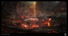 James paick!!!! Concept Art for Epic Games - Ip Development /  / Scribble Pad Studios -