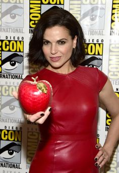 Pin for Later: Lana Parrilla's Once Upon a Time-Inspired Clutch Is the Fun Fairy-Tale Accessory You'll Want to Copy