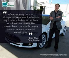On this Monday Motivation Elon Musk founder of PayPal, SpaceX, Tesla and owner of Solar City brings us an important message on the necessity to move towards renewable energy. Let's listen and take action!. #MondayMotivation #NoCompromise #30YearsofDilmah #renewableenergy #fossilfuels #environment #inspirationalquotes