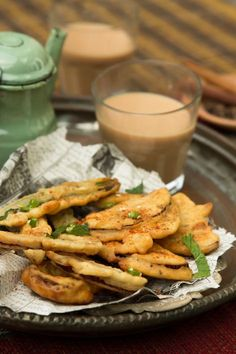 Earthy Monsoon Pakoras and Spicy Hot Chai Guest post for TheImbiber.co.uk With my eyes half open after a long afternoon siesta I'd look above me to see the slow winding ceiling fan, hearing the monotonous humming of the air conditioner and lazily  ...